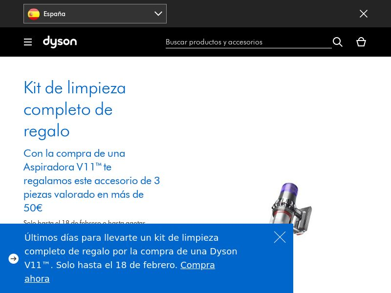 Dyson ES CPS