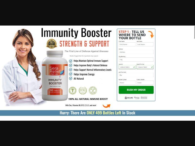 Sera Relief Immunity Booster - V1 - Health - SS - [US]