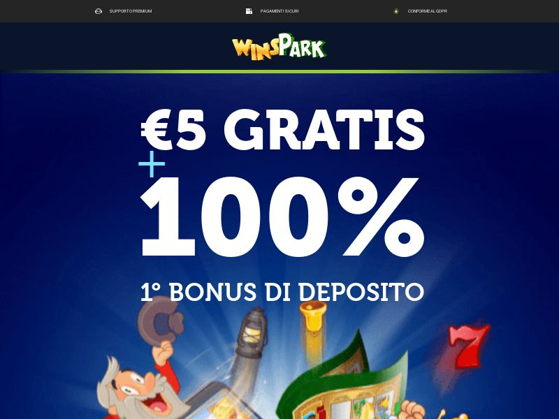 Winspark - Italy - CPA