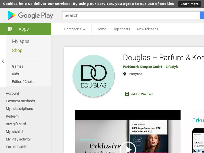 Douglas Android IT GAID