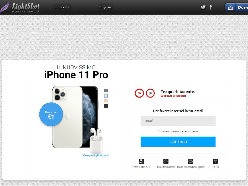 MagnificentPrize - iPhone 11 Pro (IT) (Trial) (Personal Approval)