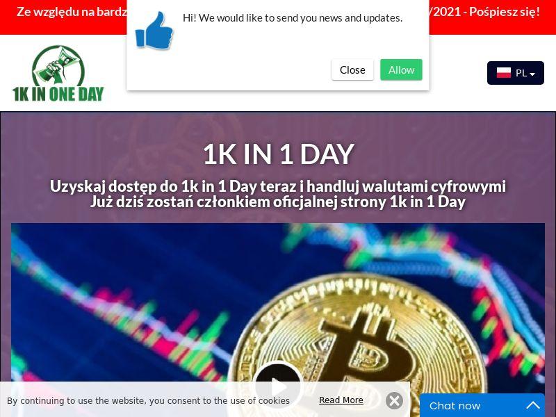 1k in 1 Day Polish 3707