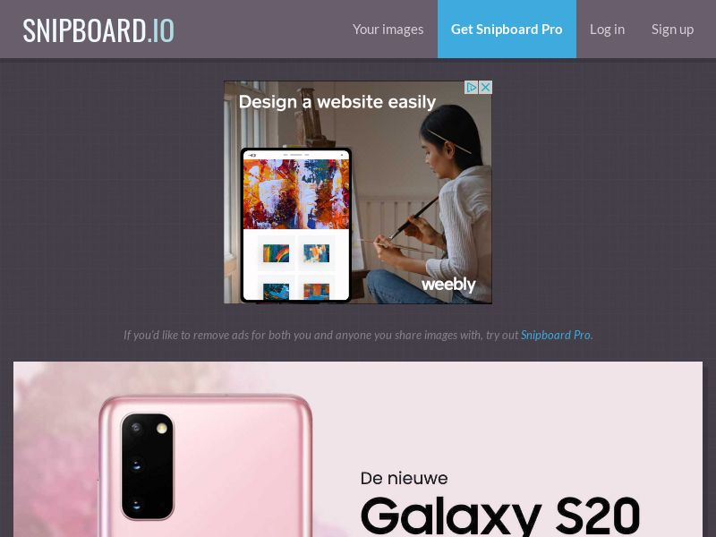 CoreSweeps - Samsung Galaxy S20 (Pink) FI - CC Submit