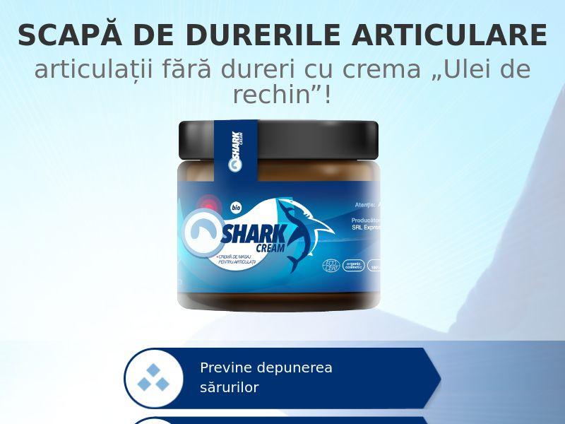 Shark Cream - COD - [RO]