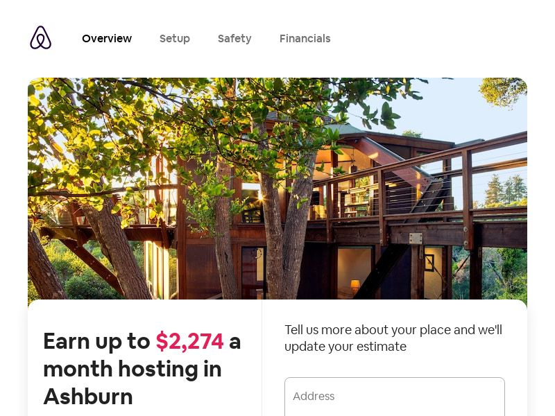 Airbnb Supply Program