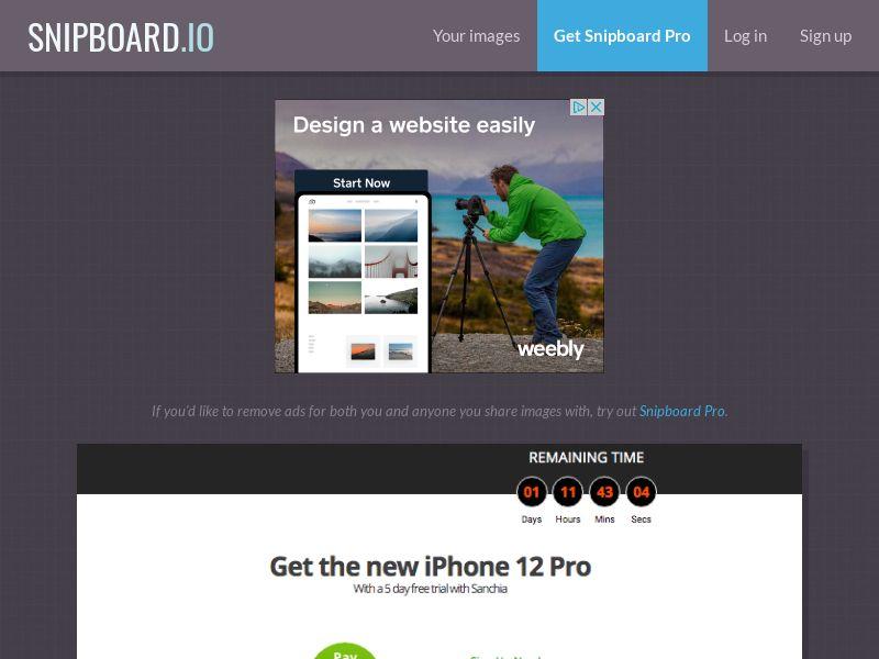 GamerExpert - iPhone 12 Pro PT - CC Submit