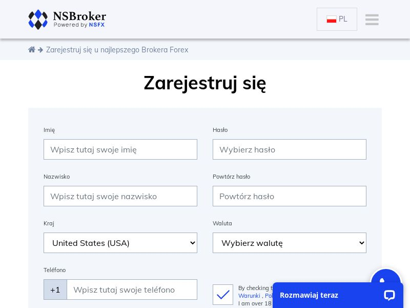 NsBroker (PL), [CPA]