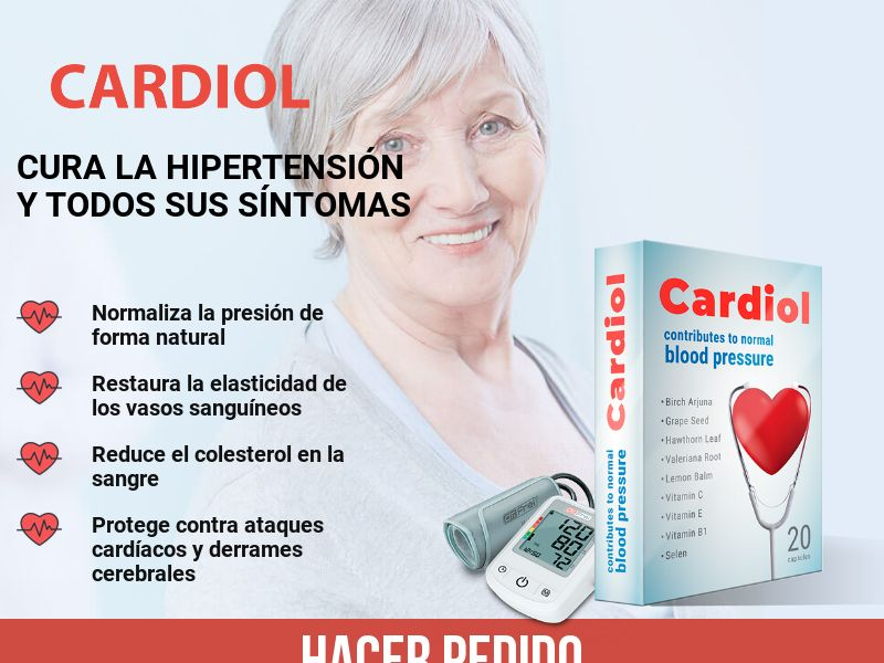 Cardiol ES - pressure stabilizing product