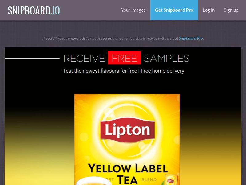 37323 - UK - LeadsWinner - Lipton - SOI