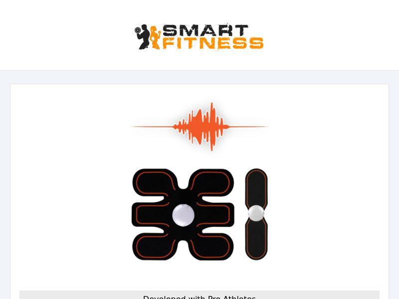 Smart Fitness - EMS Device - CPA - [INTERNATIONAL]