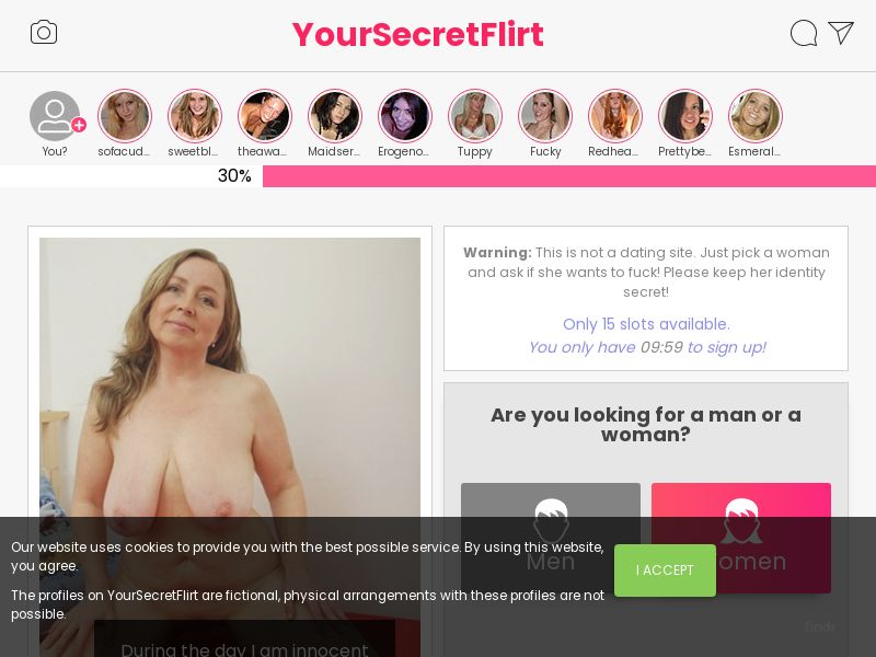 YourSecretFlirt