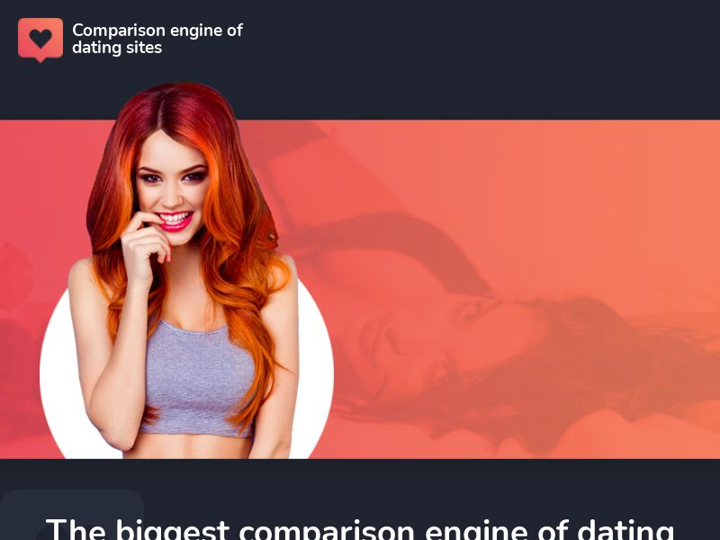 [EXCLUSIVE] Porównywarka - ranking portali randkowych (MultiGeo), [CPL   CPA]