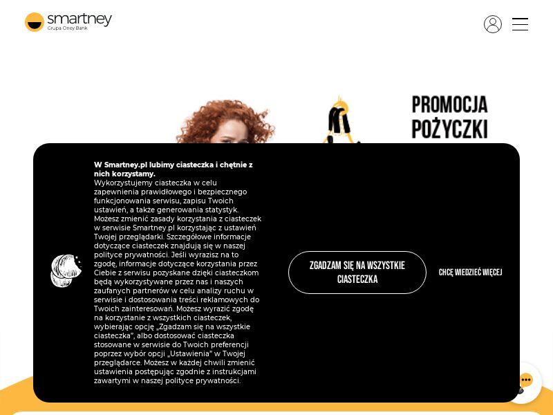 Smartney - Pożyczki, kredyty (PL), [CPS], Business, Loans, Short term loans, Long term loans, Loan Approval, loan, money, credit