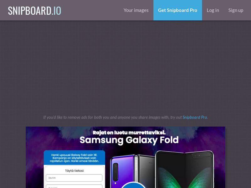 SteadyBusiness - Samsung Fold LP26 FI - CC Submit