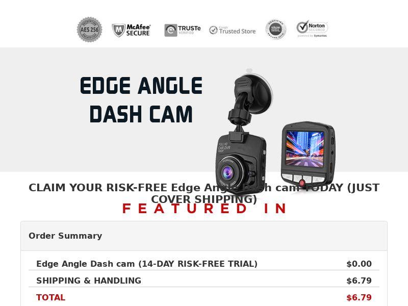 Delta Dash Cam (Trial) (US) (Survey Allowed)