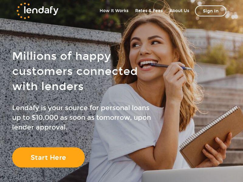 US - Lendafy SOI - CPL