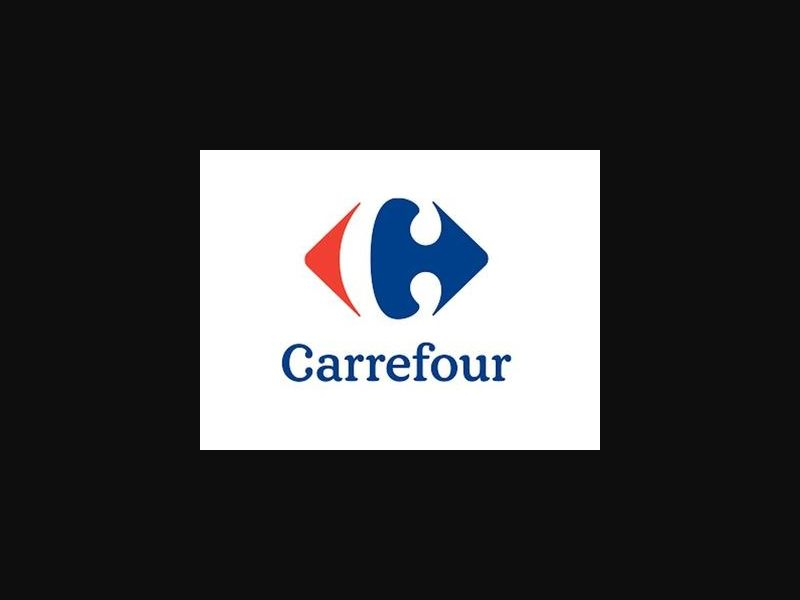 Carrefour 500 euro voucher (Exclusif Offer)