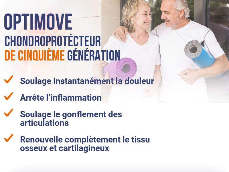 Optimove FR - arthritis product