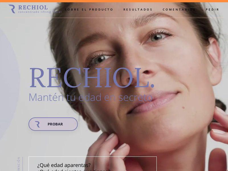 Rechiol - ES (ES), [COD]