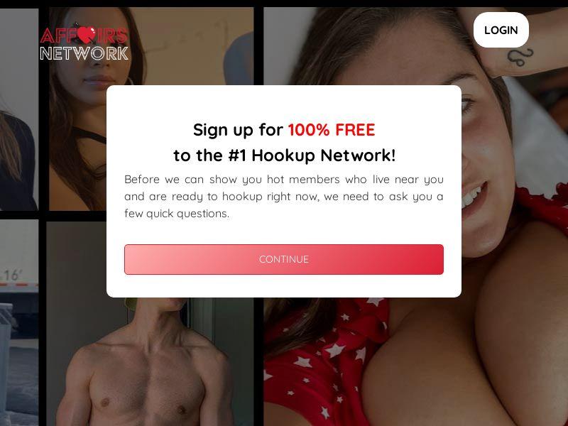 (13940) [WEB+WAP] AffairsNetwork.com - AU, NZ, CA, UK, USA - CPA