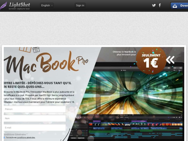SteadyBusiness - MacBook Pro (FR) (Trial) (Personal Approval)