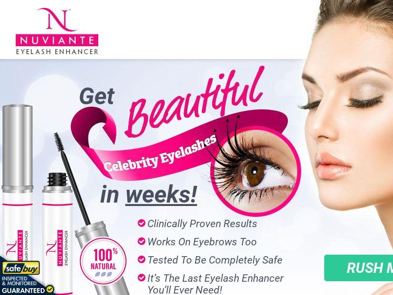 Nuviante: Eyelash Enhancer - EN INTL - ALL - (Hair)