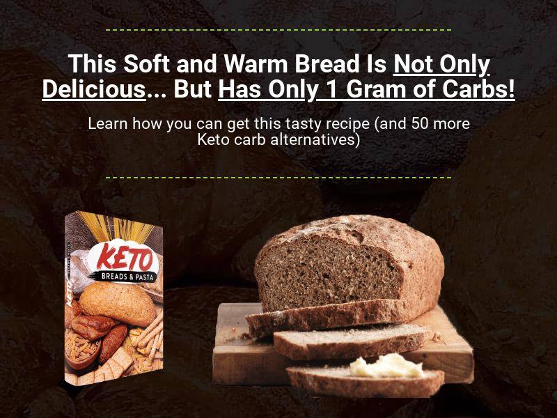 Keto Breads and Pasta - US, CA, AU