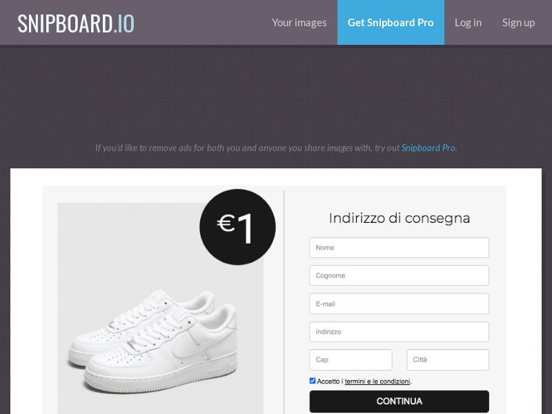 SteadyBusiness - Nike Air Force LP50 IT - CC Submit