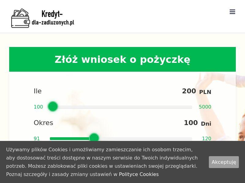 Kredyt dla zadłużonych - PL (PL), [CPA]