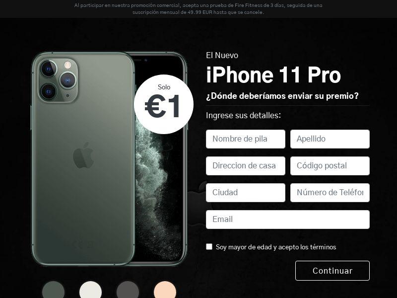 Iphone XS - ES