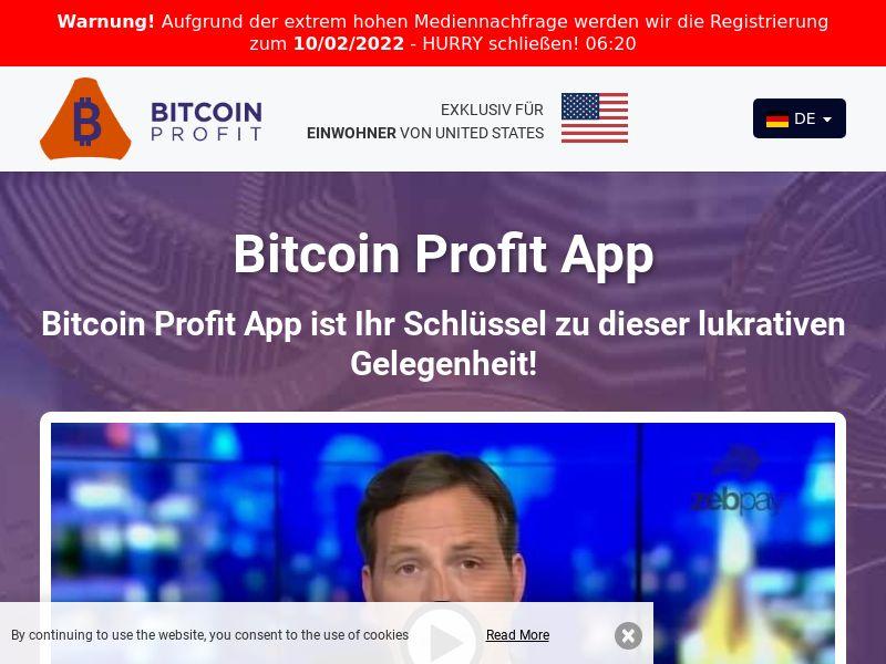Bitcoin profit German 962