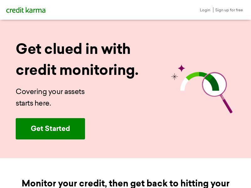 Credit Karma New Account Members