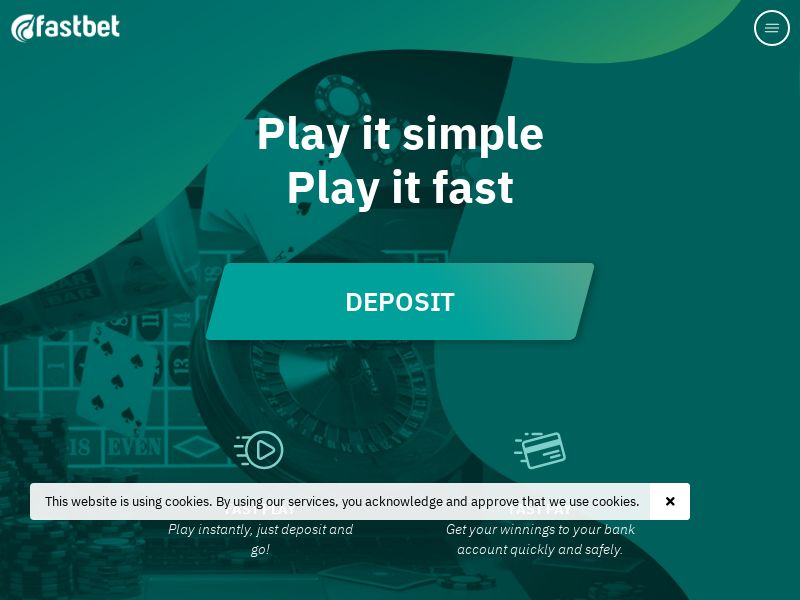 FastBet (NL) (CPS) (Personal Approval)