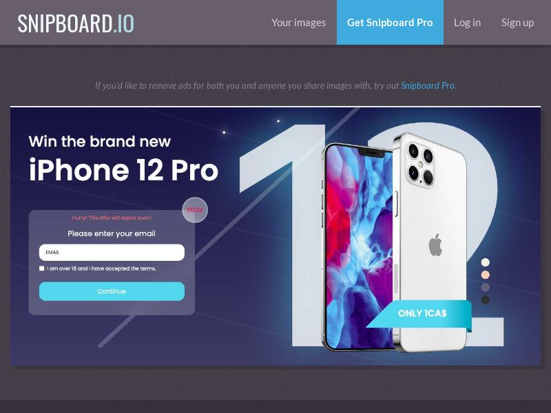 38672 - CA - CreditSupport - iPhone 12 Pro - CC submit