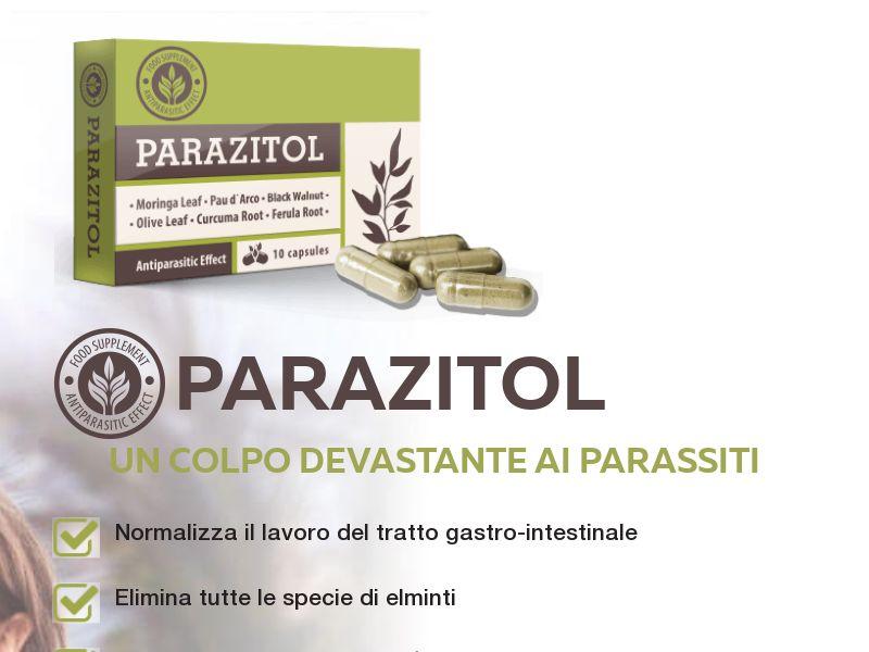 Parazitol IT - anti-parasite product
