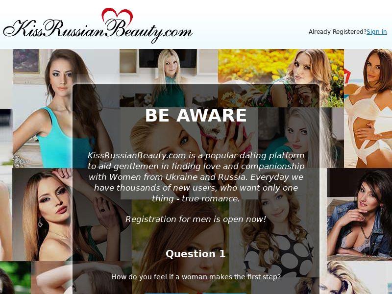 Dating - KissRussianBeauty - SOI (AU,CA,DK,FI,NZ,NO,SE,GB,US)