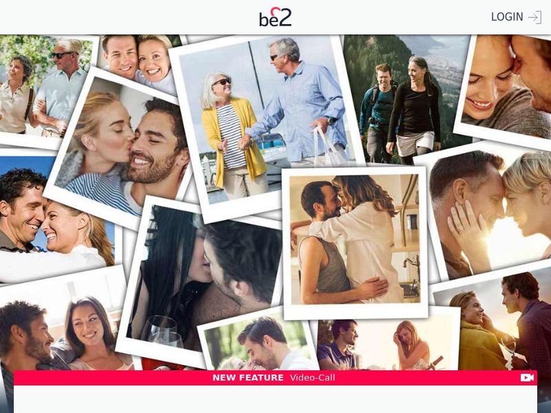 Be2 Dating - Age 30+ Desktop - DOI   NZ