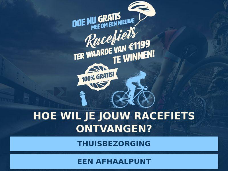 Sweepstakes Race/Road Bike €1199 - 1 Year - Homeware - CPL - [NL]