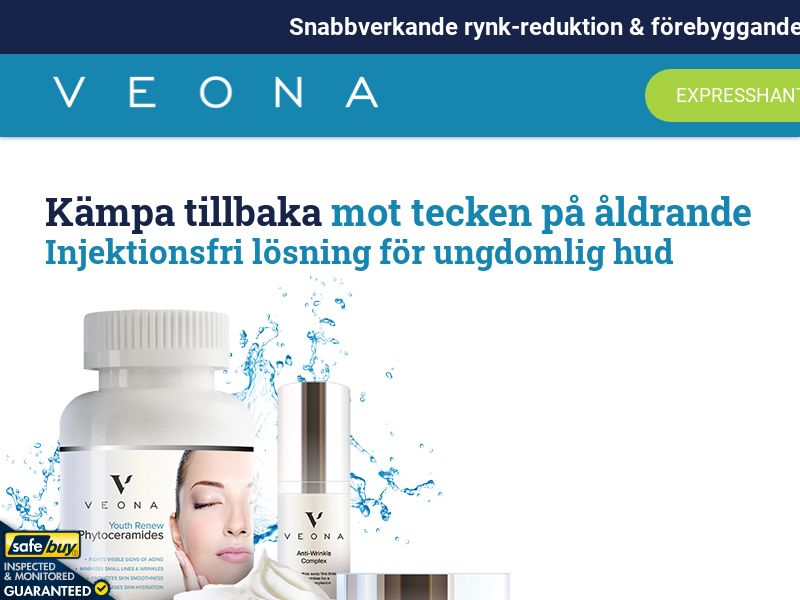 Veona Beauty LP02 - Swedish