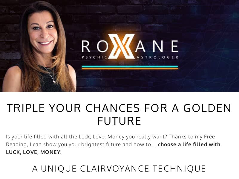 Roxane Psychic [US] (Email Only) - CPL