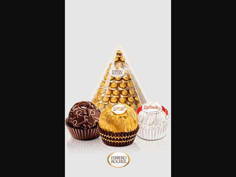 Ferrero Hamper - UK