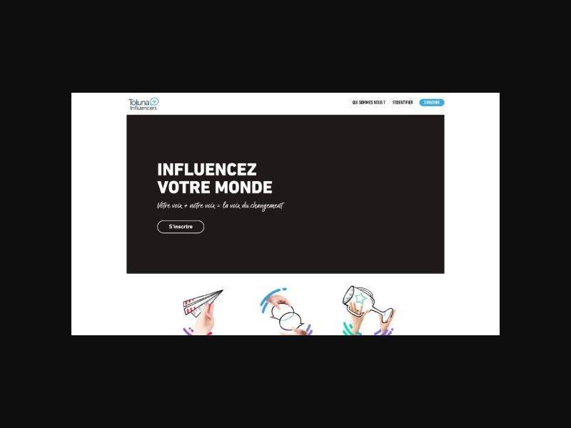 Toluna Surveys - DOI (FR)