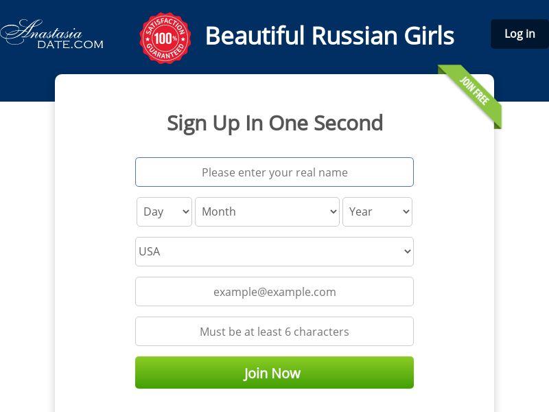 PAUSED: Dating - Anastasia Dating - SOI (US,AU,CA,DK,FL,DE,IS,NZ,NO,SE,UK)