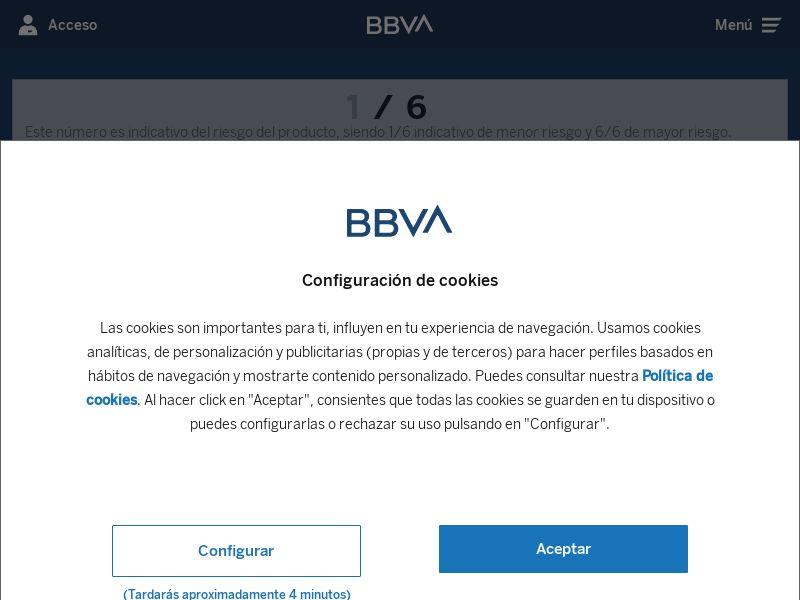 BBVA - ES (ES), [CPL], Business, Account, Personal account, bank, finance