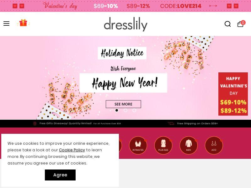 dresslily revshare