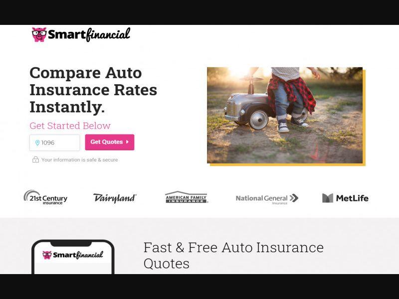Smartfinancial.com - Auto Insurance - SOI I CPL