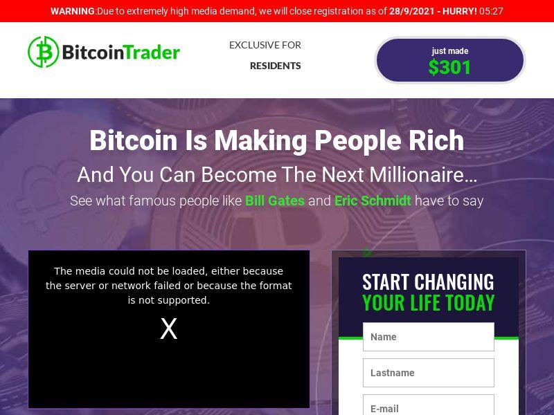 Bitcoin Trader CPA EN