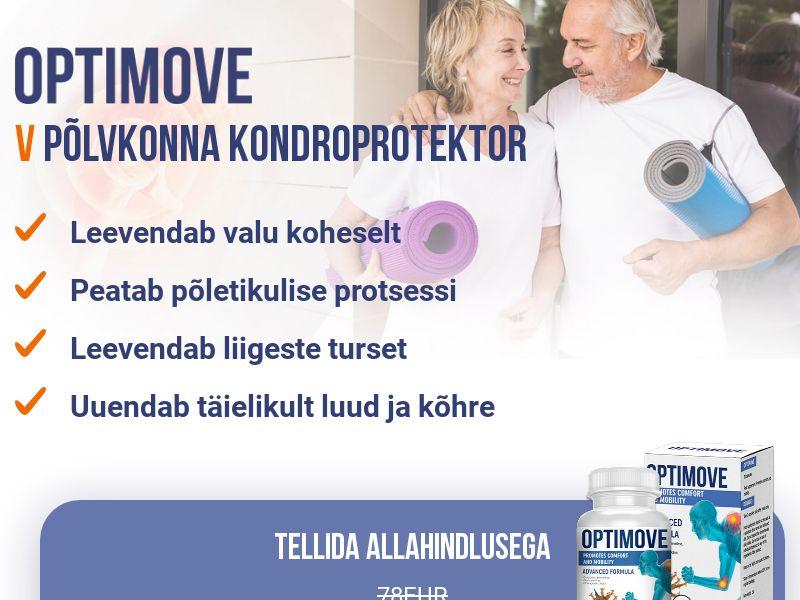 Optimove EE - arthritis product