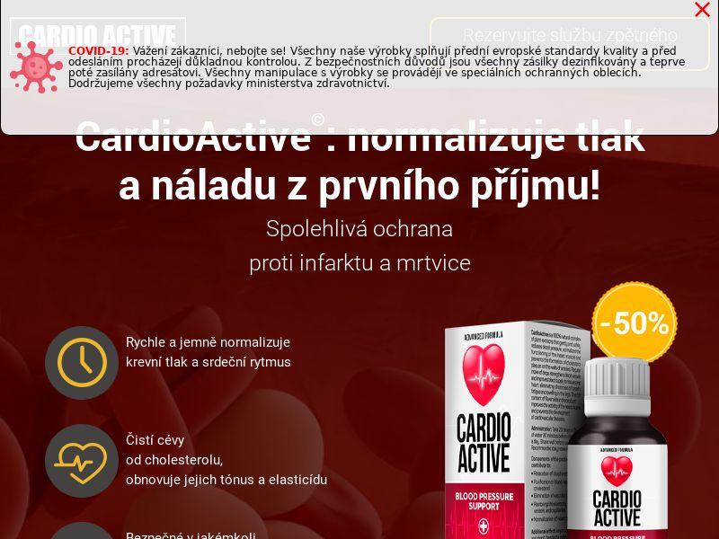 Cardioactive CZ