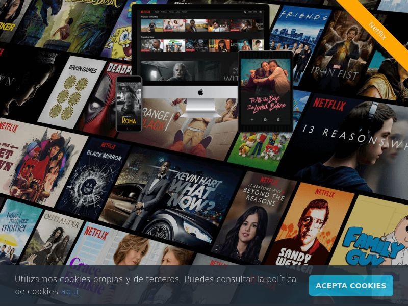 Netflix 3 Months For Free SOI MX